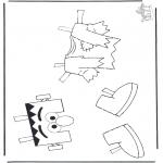 Przedszkolaki - Ubrania Elmo 1