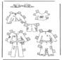 Ubrania lalki 1