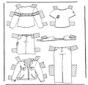 Ubrania lalki 2