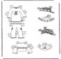 Ubrania lalki 7