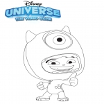Bohaterowie Z Bajek - Universe: the video game Mike