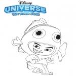 Bohaterowie Z Bajek - Universe: the video game Nemo