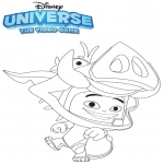 Bohaterowie Z Bajek - Universe: the video game Pumba