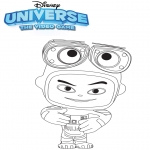 Bohaterowie Z Bajek - Universe: the video game Wall-e