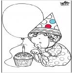 Tematy - Urodziny 1 rok