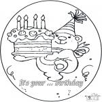 Tematy - Urodziny 4 Lata