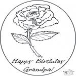 Tematy - Urodziny Dziadka