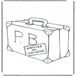 Przedszkolaki - Walizka Paddington