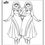 Przedszkolaki - Warda - Dziewczyn