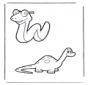 Wąż i dinozaur