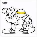 Zwierzęta - Wielbłąd 2