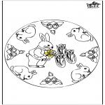 Tematy - Wielkanocne króliczki