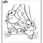 Tematy - Wielkanocne Pisklaki 2