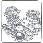 Różne - Wieniec herbaciany