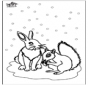 Wiewiórka i Króliczek