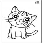 Maisterkowanie - Window color Kot