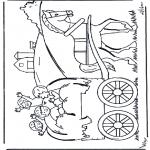 Różne - Wóz z sianem