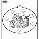 Boze Narodzenie - Wykłówanka - Boże Narodzenie obecny 1