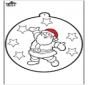 Wykłówanka - Święty Mikołaj