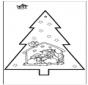 Wykłówanka - Szopka bożonarodzeniowa 2