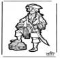 Wykłuwanka Pirat 2