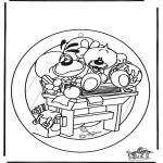 Maisterkowanie - Wywieszka na Okno 2