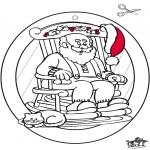 Boze Narodzenie - Wywieszka na Okno - Boże Narodzenie 1