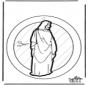 Wywieszka na Okno Jezus
