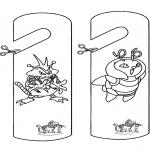 Maisterkowanie - Wywieszka Pokemon