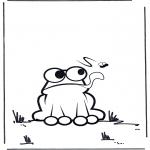 Zwierzęta - żaba
