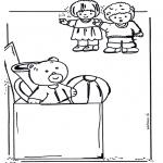 Przedszkolaki - Zabawkowe Kolorowanki 2