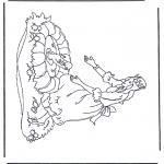 Maisterkowanie - Żabi książę