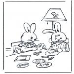 Tematy - Zajączek Wielkanocny 11