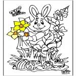 Tematy - Zajączek Wielkanocny 12