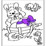 Tematy - Zajączek Wielkanocny 14
