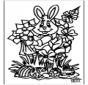 Zajączek Wielkanocny 16