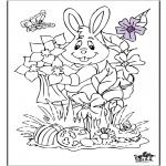 Tematy - Zajączek Wielkanocny 17