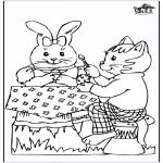 Tematy - Zajączek Wielkanocny 20