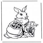 Tematy - Zajączek Wielkanocny 3