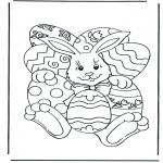 Tematy - Zajączek Wielkanocny 4
