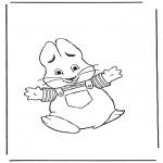 Tematy - Zajączek Wielkanocny 8