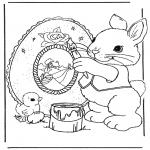 Tematy - Zajączek Wielkanocny 9