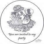 Maisterkowanie - Zaproszenie - Sarah Kay 2
