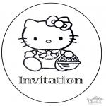 Maisterkowanie - Zaproszenie - urodzinowy