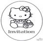 Zaproszenie - urodzinowy