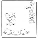 Tematy - Zdobienie jajek wielkanocnych 1