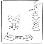Tematy - Zdobienie jajek wielkanocnych 4