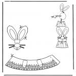 Tematy - Zdobienie jajek wielkanocnych 5