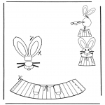 Tematy - Zdobienie jajek wielkanocnych 6