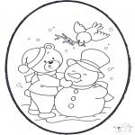 Zima - Zima ' Wykłówanka 2